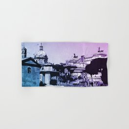 The Imperial Fora, Rome Hand & Bath Towel