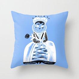 Elizabeth I Throw Pillow