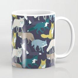 Think Outside the Fox Coffee Mug