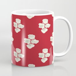 MONGOLIAN TRADITIONAL MOTIFS.  ILLUSTRATION OF SHAGAI Coffee Mug