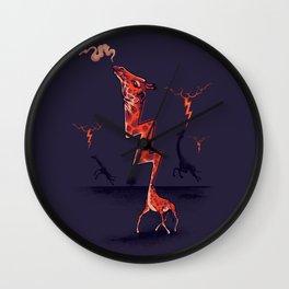 lightning rod Wall Clock