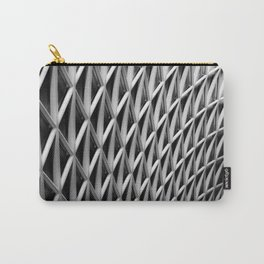 The Grid Carry-All Pouch