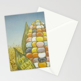 Have a Corny Time Stationery Cards