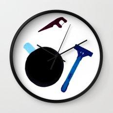 Dopp kit Wall Clock