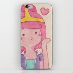 blow kiss iPhone & iPod Skin