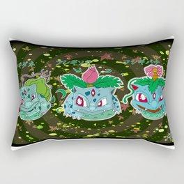 Grass Starters #1-3 Pokémon  Rectangular Pillow