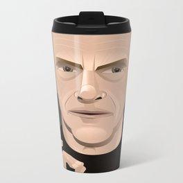 Terence Fletcher - Whiplash Metal Travel Mug