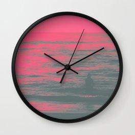 i _ s e a Wall Clock
