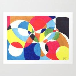 Untitled 52 Art Print