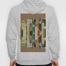 Abstract Composition 636 Hoody