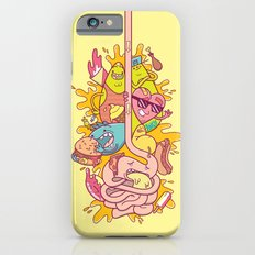 Inside iPhone 6s Slim Case