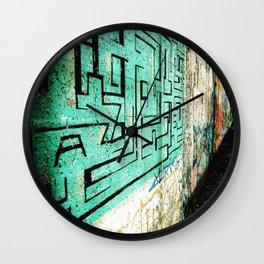 A-mazing Wall Clock