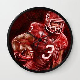 Todd Gurley of UGA Bulldog Football Wall Clock