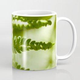 Fern Photography Print Coffee Mug