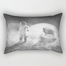 Familiar Planet Rectangular Pillow