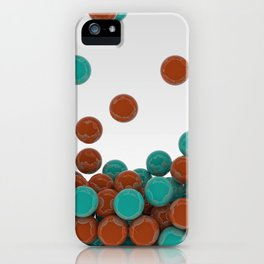 Bubble Gum Drop iPhone Case
