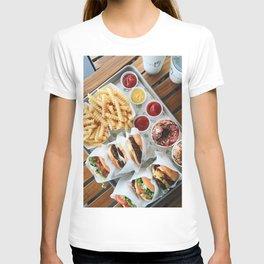 Shake Shack Burgers T-shirt
