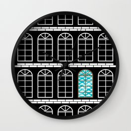 Dream Room Wall Clock