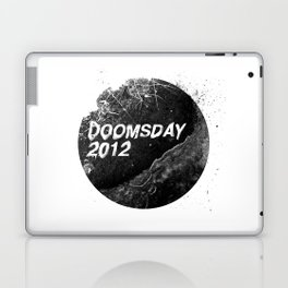 Doomsday 2012 Laptop & iPad Skin