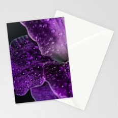 Purple Dew Stationery Cards