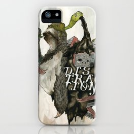 The Sloth iPhone Case