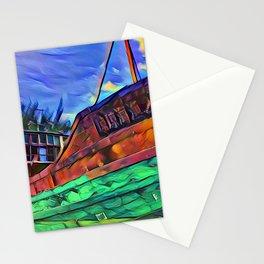 Shipwreck Stationery Cards