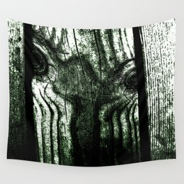 Freak in a tree Wall Tapestry