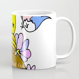 """#1 FAN"" Coffee Mug"