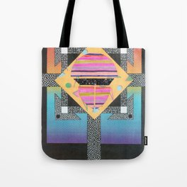 Orbital Reflex (2011) Tote Bag