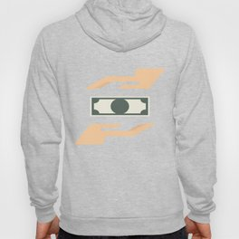 Money Transaction Hoody