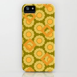 diamondcircle03_01 iPhone Case