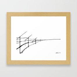 Landscape 062512 Framed Art Print