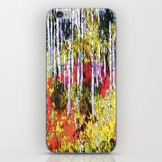 Title: Glorious Colors - digital Silk Screen iPhone & iPod Skin