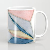 prism Mugs featuring Prism by Daniel T.
