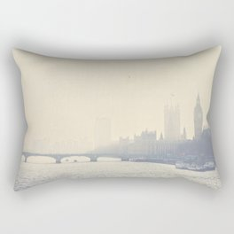 the city of London ... Rectangular Pillow