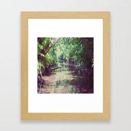 Creekside 1 Framed Art Print