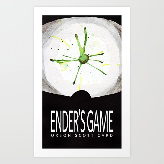 Ender's Game Art Print
