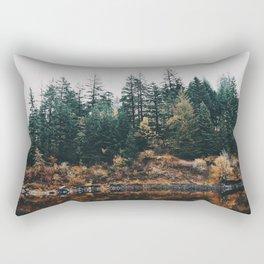 Gillette Lake III Rectangular Pillow