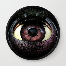 The Mind's Eye Wall Clock