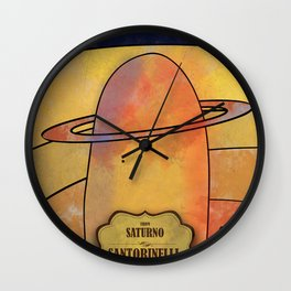 torinelli from Saturn (Guitars) Wall Clock