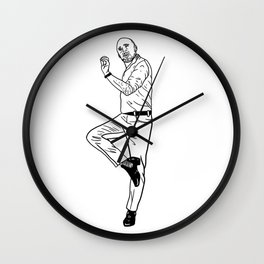 Jerome Robbins Wall Clock