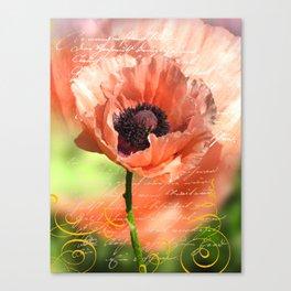 summer dream Canvas Print