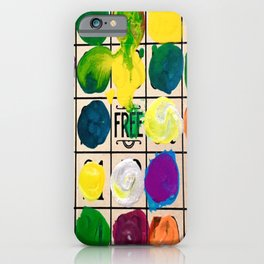 Free Play Every Day  iPhone Case