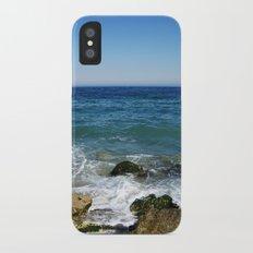 Black Sea iPhone X Slim Case