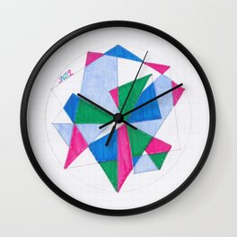 Kite-Netic #2 Wall Clock