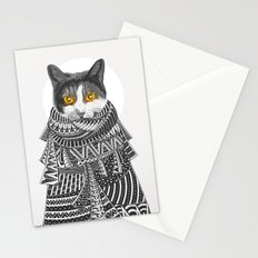 Colder Than I Thought Stationery Cards