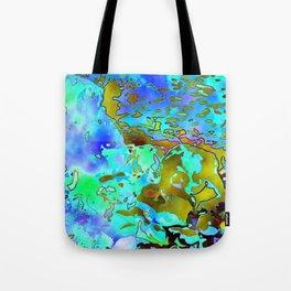 Kelp Bed Tote Bag