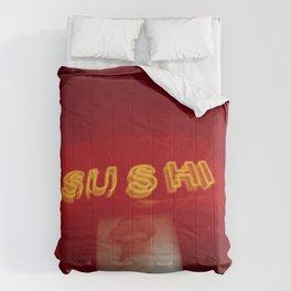 Sushi Me Sushi You Comforters
