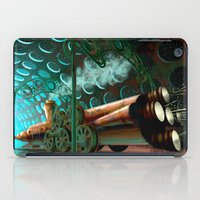 steam punk iPad Cases featuring Steam Train Punk by Goodson Productions