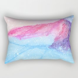 Pastel Mounts Rectangular Pillow